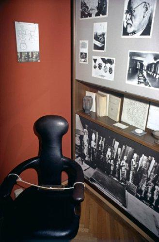 Дом-музей Зигмунда Фрейда. Вена 1988