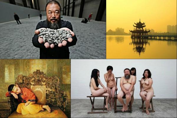 Китай Китай: выставка 11-ти китайских художников в РinchukArtCentre