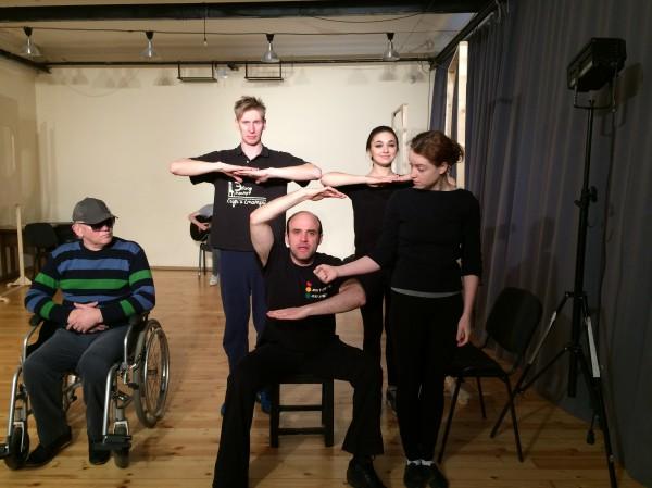 В Киеве покажут спектакль Холокост Кабаре
