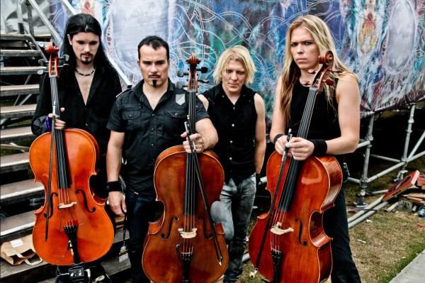 Группа Apocalyptica