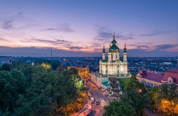 В Киеве много загадочных и мистических мест