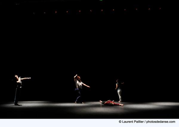 Французская весна 2013: фрагмент спектакля Тигр, тигр, багряный свет