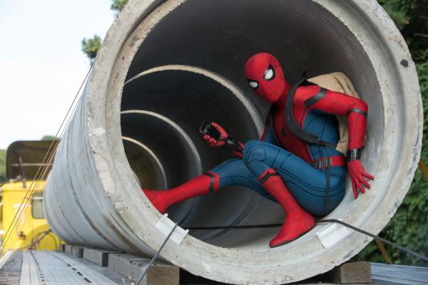 Смотрим на этой неделе новый фильм про Человека-паука.