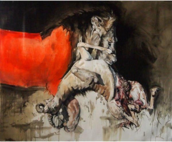 Илья Пруненко, Тhe red lion