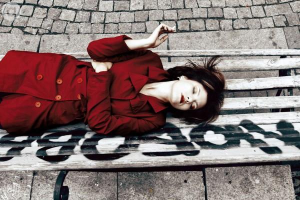 Открывается фотовыставка Анны Ульяновой Black of love