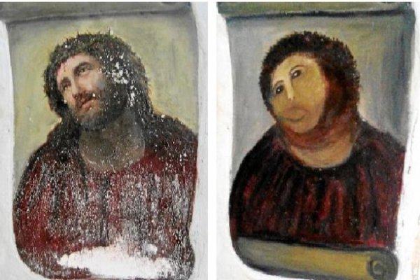 Бабушка превратила Иисуса