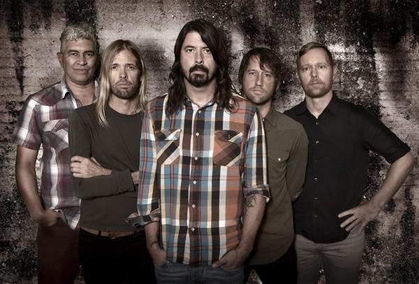 Foo Fighters выпустили бесплатный альбом