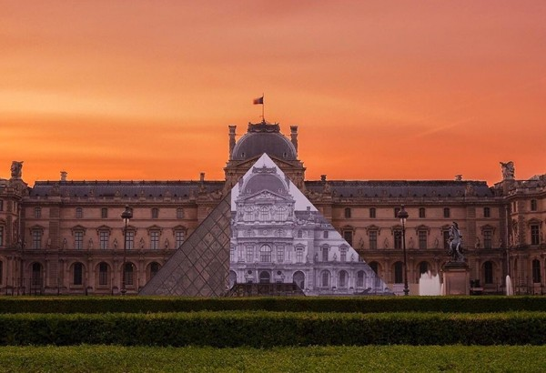 Лувр – один из крупнейших и самый популярный художественный музей мира
