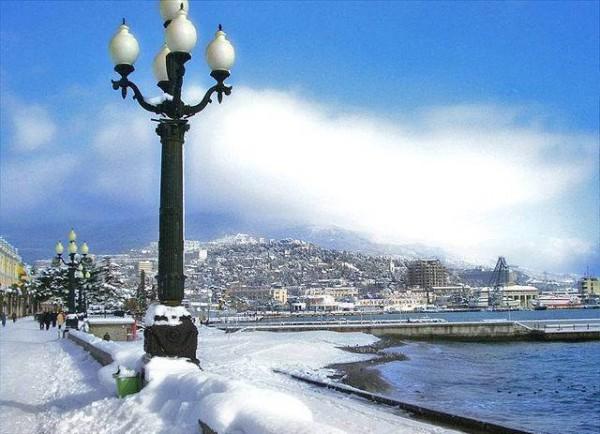 Ялта - лучшее место встречи Нового 2014 года для поклонников фильма Асса.