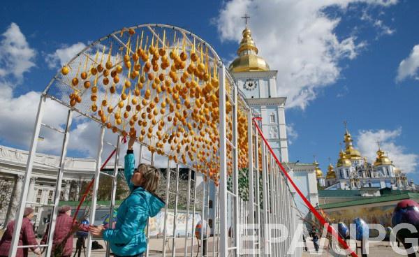 В столице пройдут праздничные мероприятия по случаю Пасхи