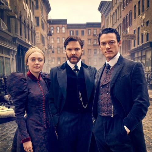 Алиенист - новый детективный сериал, что выйдет 22 января.