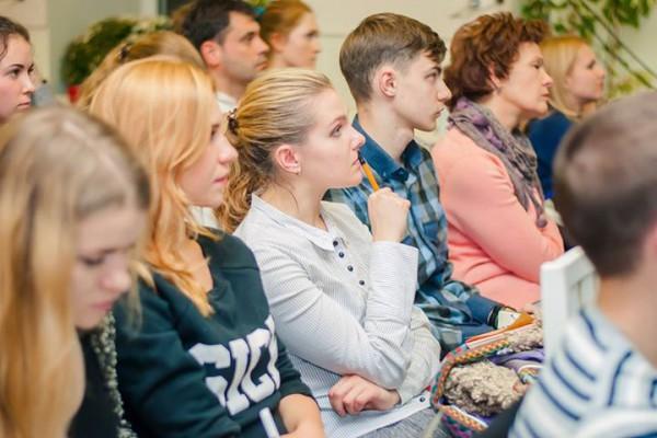В Киеве проводят огромное количество интересных лекций и мастер-классов