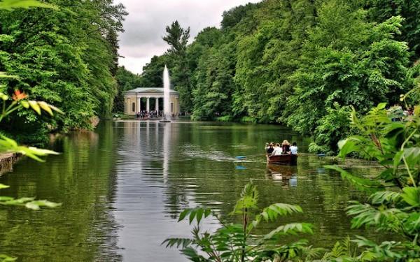 На майские праздники можно выбраться в один из ландшафтных парков Украины.