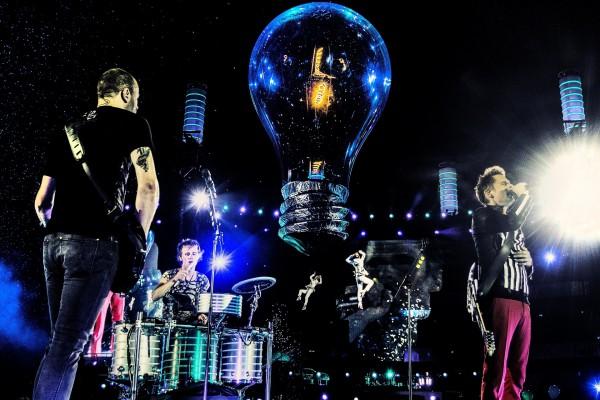 Muse выступят в Киеве 8 июля