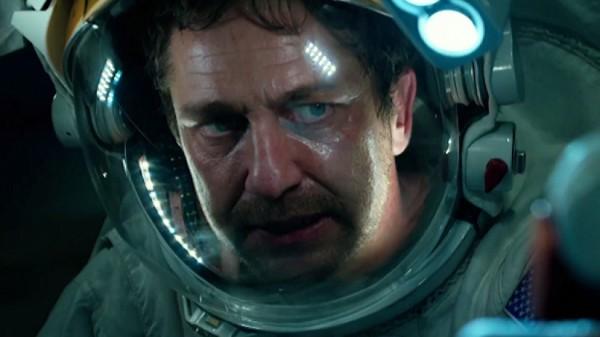 Джерард Батлер спасает Землю из космоса.