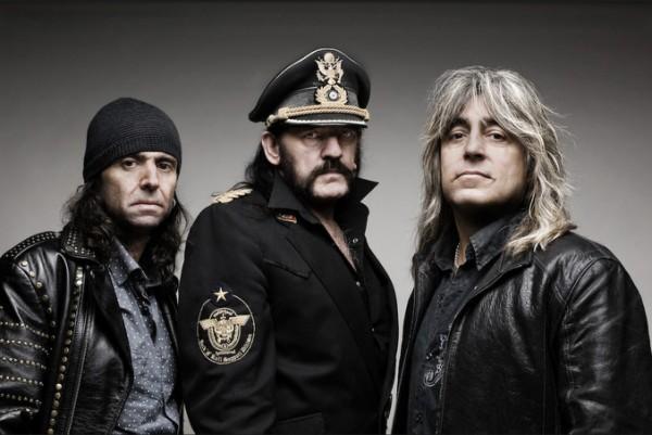 Motorhead отменили летний концерт в Киеве