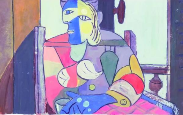 Все направления в искусстве в одном видео