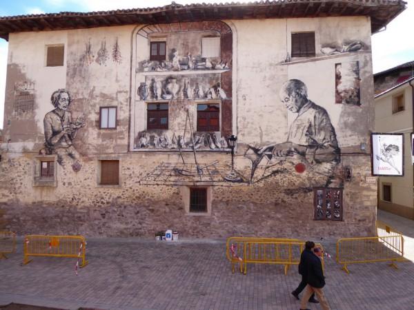 Матео, Испания