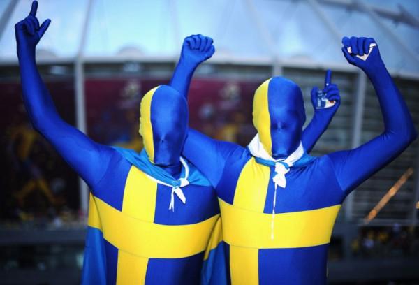 На Трухановом острове установят памятник шведским болельщикам