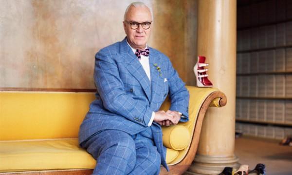Маноло Бланик открыл свой первый обувной магазин в Лондоне еще в 1970 г.