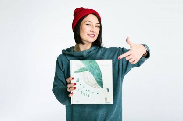 Катерина Бабкина и ее новая книга Шапочка и кит