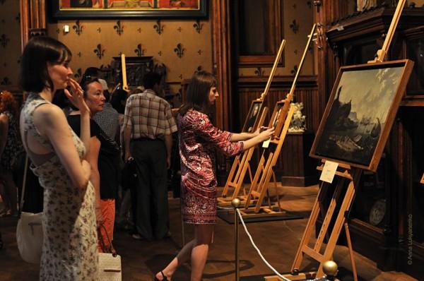 ВКиеве продолжили выставку известных картин измузея вВероне