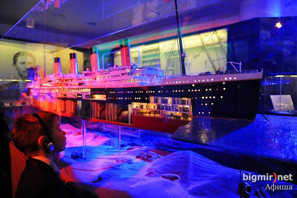 Титаник - не просто утонувший сто лет назад корабль. Это часть нашей общей истории.
