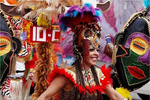 Карибский карнавал в Нидерландах