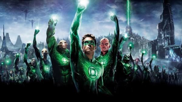 Корпус Зеленых фонарей станет фильмом