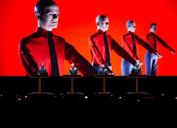 В Киеве выступит Wolfgang Flur из Kraftwerk