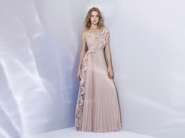 Наталья Водянова в рекламе H&M Conscious Exclusive