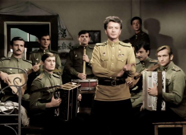 День Победы: песни военных лет.