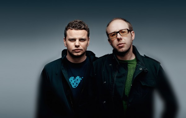 The Chemical Brothers выступят на главной сцене Atlas Weekend 7 июля.