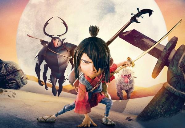 В украинском прокате мультфильм Кубо и легенда самурая стартует 18 августа