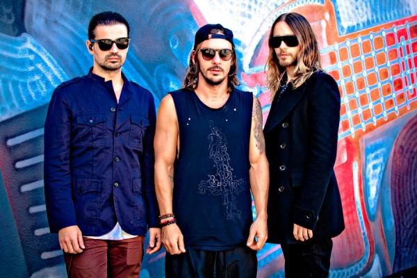 30 Seconds To Mars выступят в Киеве 30 апреля