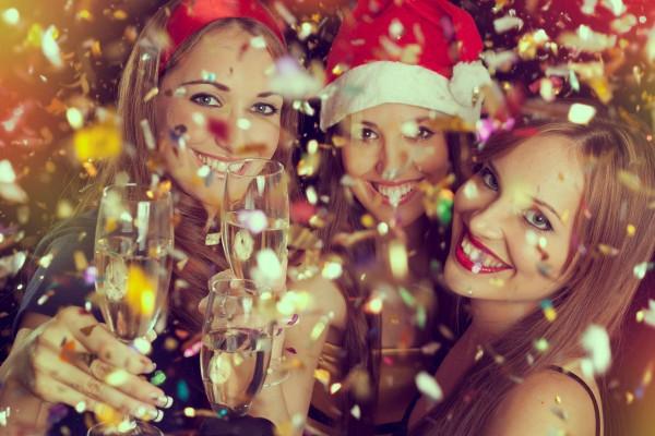 Новый год 2017 в Киеве: вечеринки