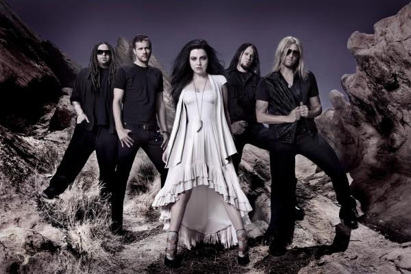 Evanescence едут в Киев