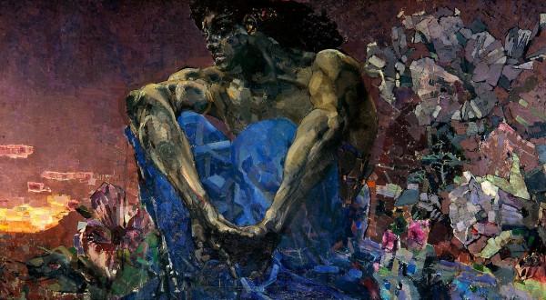 Демон сидящий (1890)