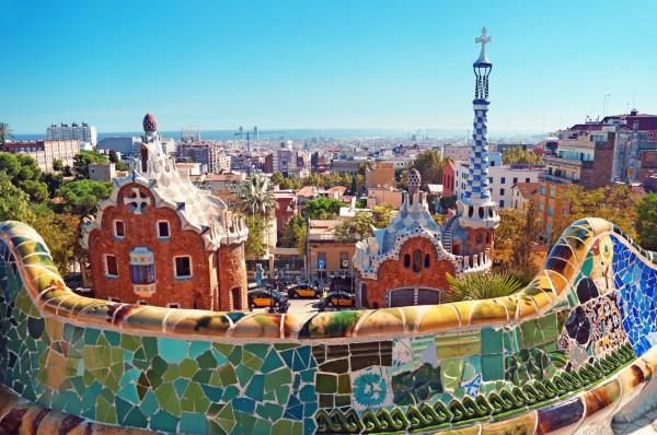 Парк Гуэля (Барселона)