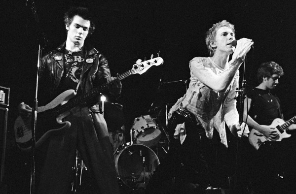 Sex Pistols считают главными панками
