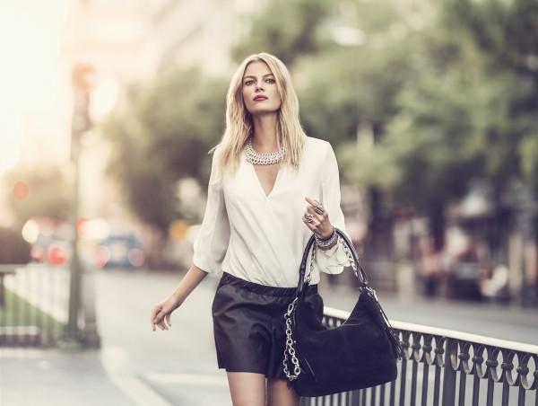 Вещи из черной кожи стали одной из главных модных тенденций.