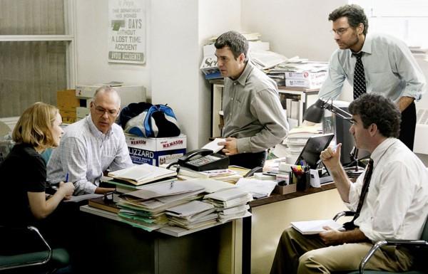 Драма В центре внимания номинирована на Оскар в шести номинациях