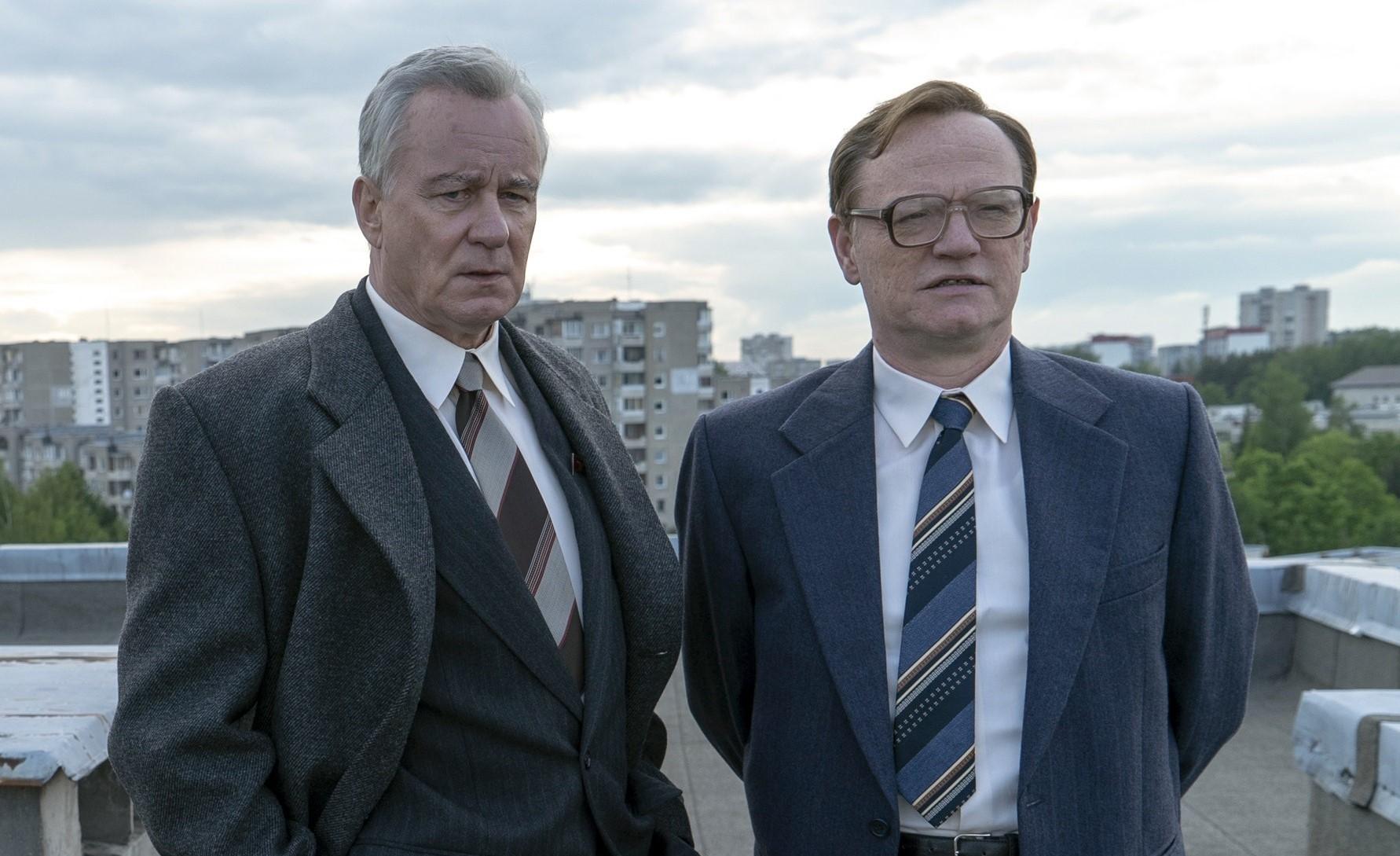 Киноляпы в сериале Чернобыль