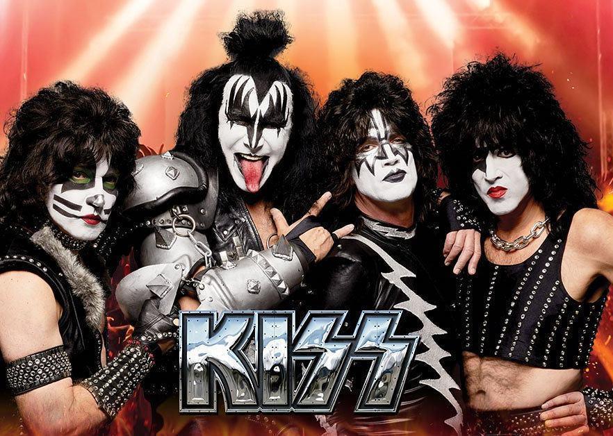 Группа Kiss выступит в Украине