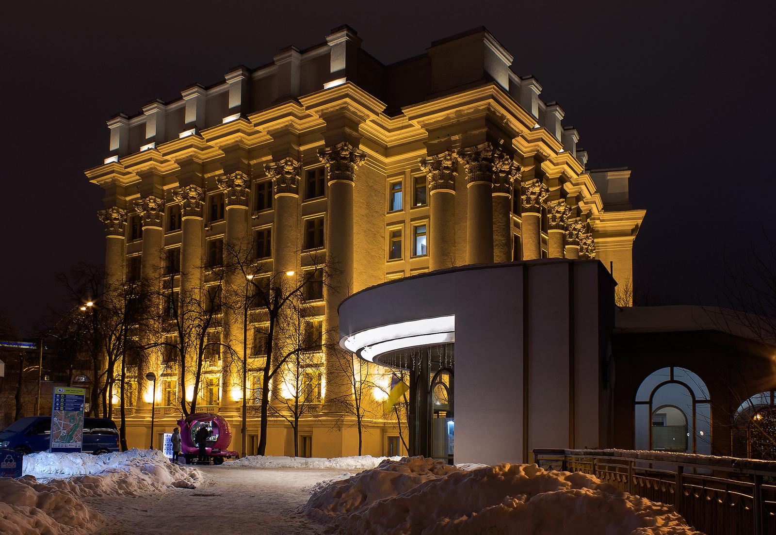 Куда пойти в Киеве 11 января