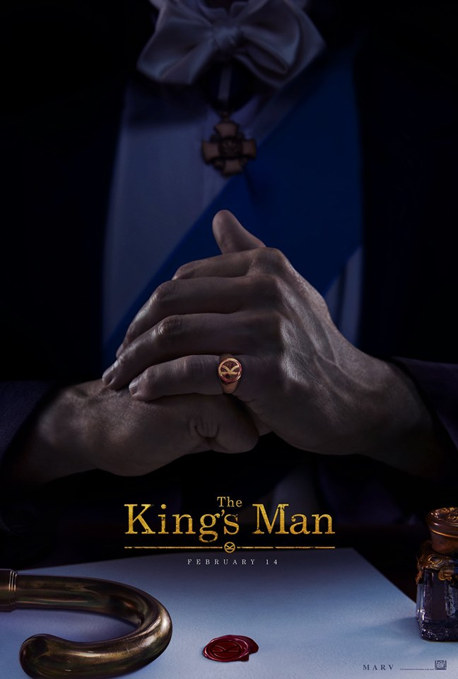 Постер фильма King`s Man: Начало