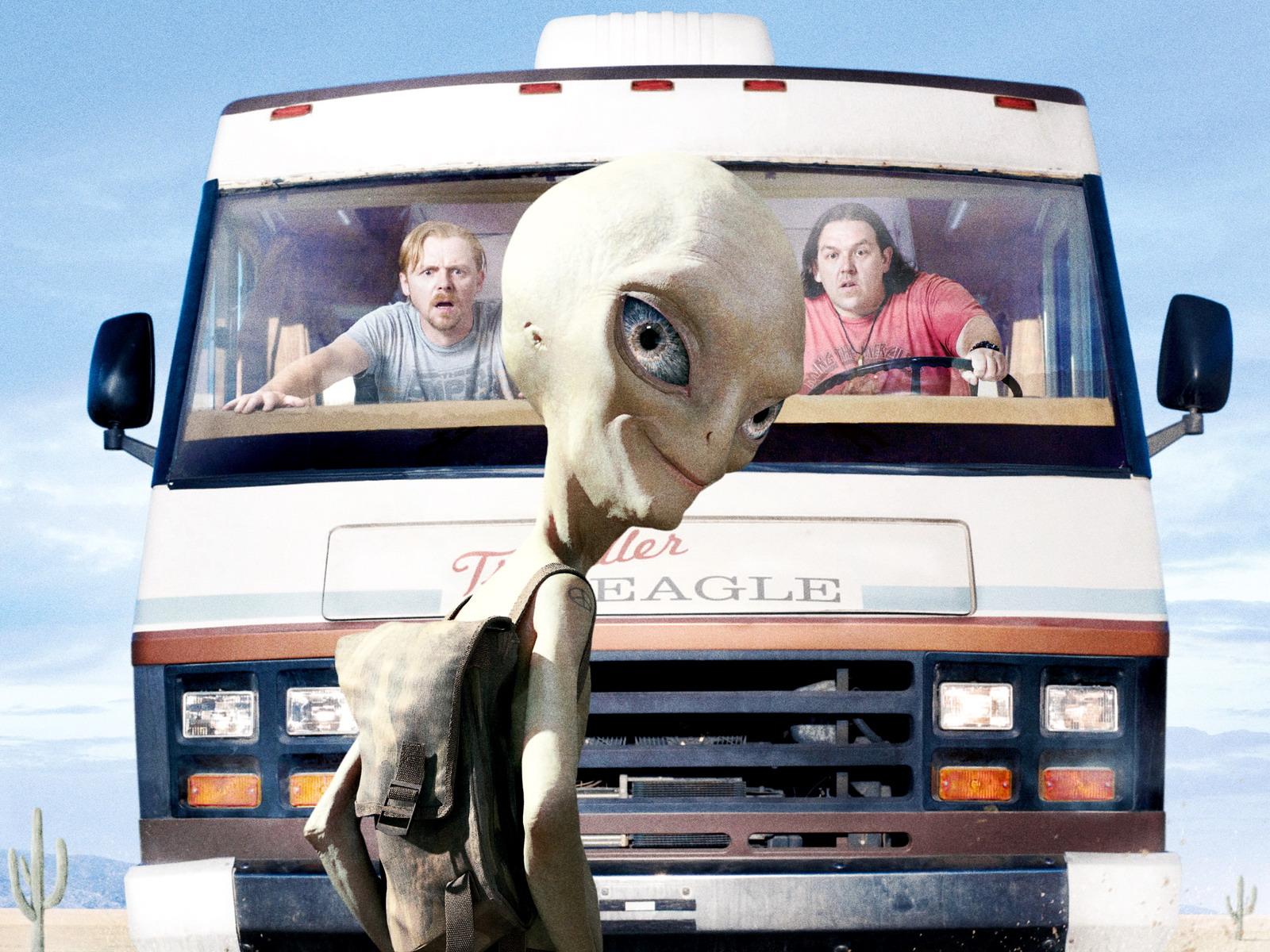 Отличные фильмы про инопланетян