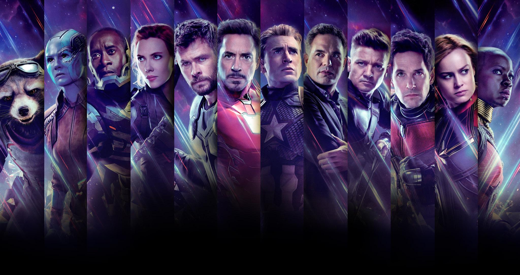 Стало известно, когда выйдут новые фильмы Marvel после Мстителей и Человека-Паука