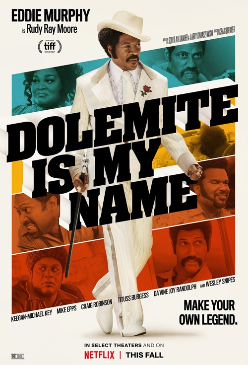 Постер фильма Меня зовут Долемайт