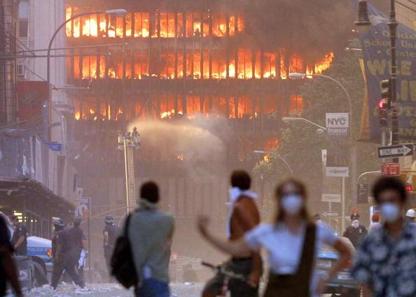 Фото с места событий 17 лет назад